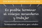 Instituo CENS Guido Badaloni: una excelente oportunidad para finalizar tus estudios