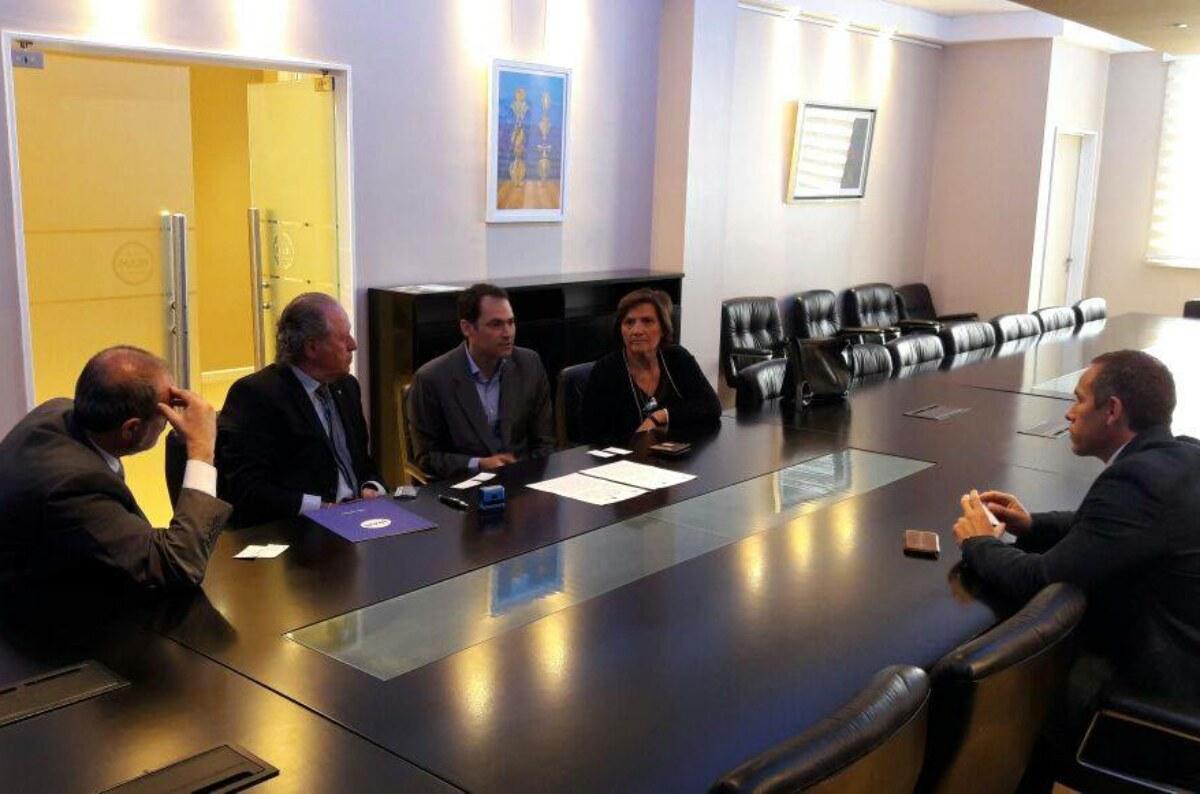 La UIM firmó un convenio de colaboración con IRAM