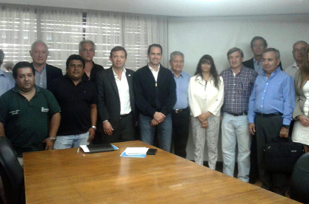 La UIM impulsa la reactivación del sistema ferroviario de Mendoza