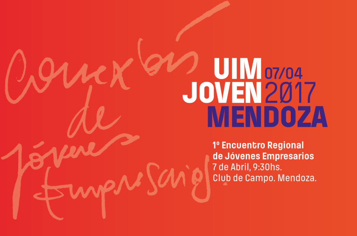 """UIM invita a participar del """"Primer Foro de Jóvenes Empresarios"""""""