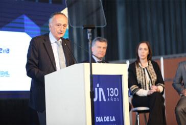 Foro Industrial de Mendoza, Badaloni confirmó la presencia del presidente de la UIA