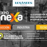 Llega Expo Conexa 2018: Construcción, Industria y Tecnología. El evento industrial más importante del interior del país.