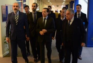Sica visitó el IRAM y sostuvo que las normas de calidad son clave para mejorar la competitividad