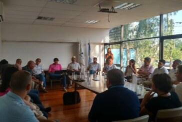 La mesa minera, del Clúster Energético de Mendoza, comenzó su agenda 2019