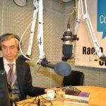 """Mauricio Badaloni con Nelson Castro: """"Estamos viviendo una lenta agonía"""""""