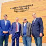 """""""Con el Centro Tecnológico de la Madera buscaremos que las pymes den un salto cualitativo"""""""