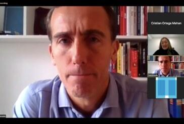Alconada Mon, en la primera charla sobre los requisitos de transparencia que exige Portezuelo del Viento