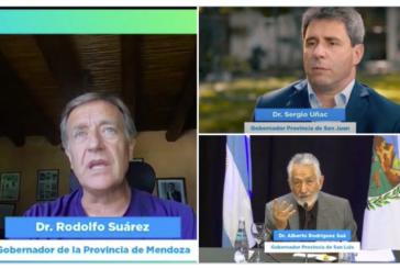 El mensaje de los gobernadores de Cuyo a los industriales