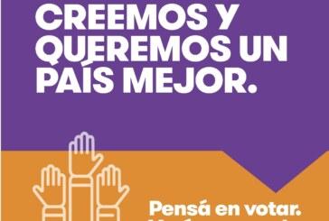 Un nuevo movimiento empresario argentino busca informar sobre la importancia del voto